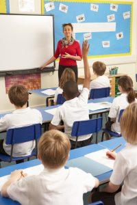 Secondary cover supervisor taking a secondary school cover supervisor job