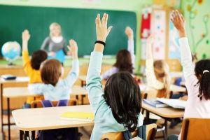 Primary teacher undertaking primary supply teaching jobs with WorkwithSchools