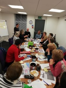 WorkwithSchools supply teachers enjoying FREE CPD sessions - Inspiring Creative writers